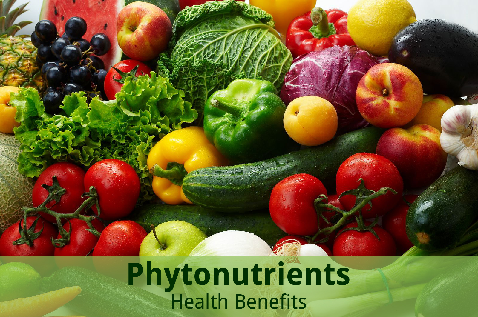 benefits of Phytonutrients