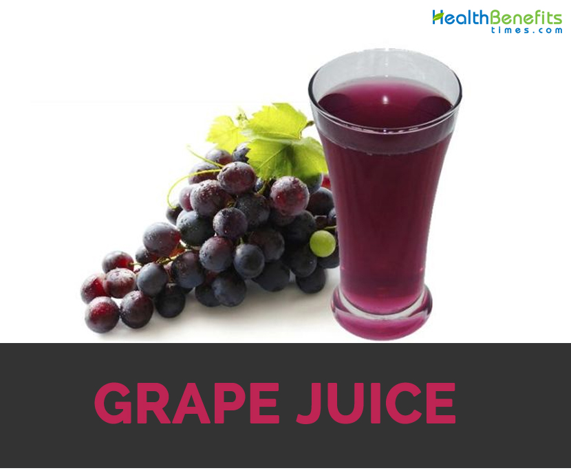 Grape Juice Facts Health Benefits And Nutritional Value