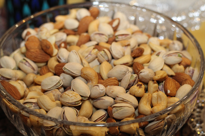 Three Ways Nuts Can Soothe Your Grief