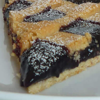 Fox Grape Jam Tart