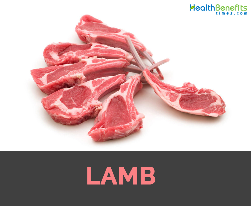 Lamb Facts, Health Benefits and Nutritional Value