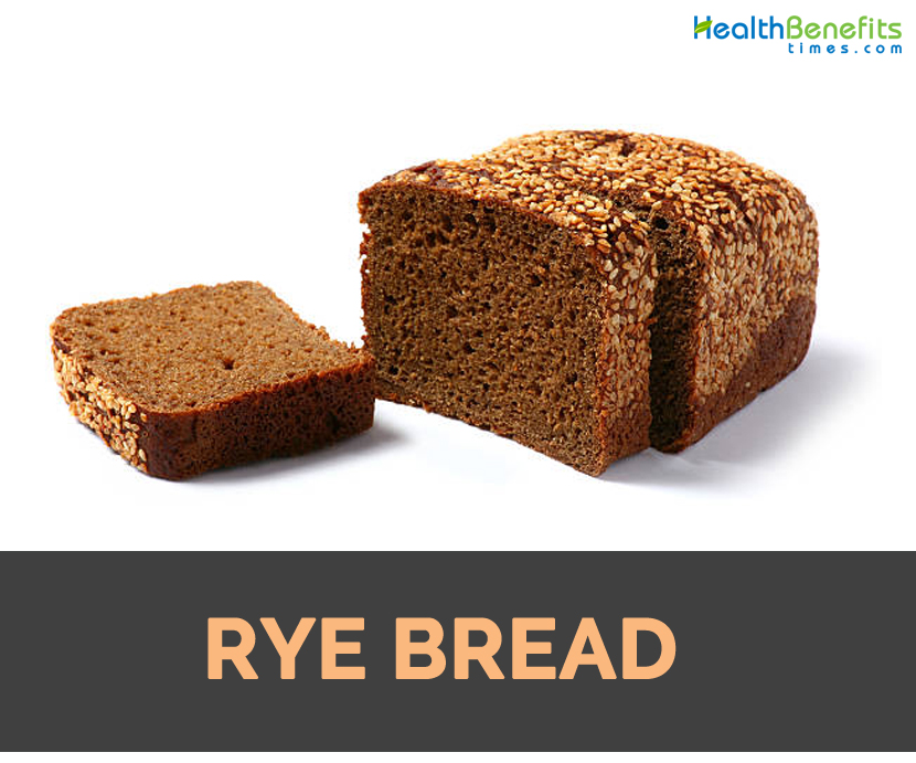 Rye bread Facts, Health Benefits and