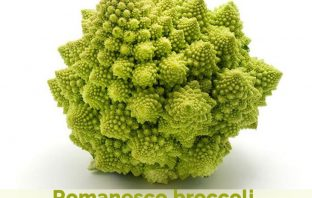 Romanesco broccoli facts and nutrition