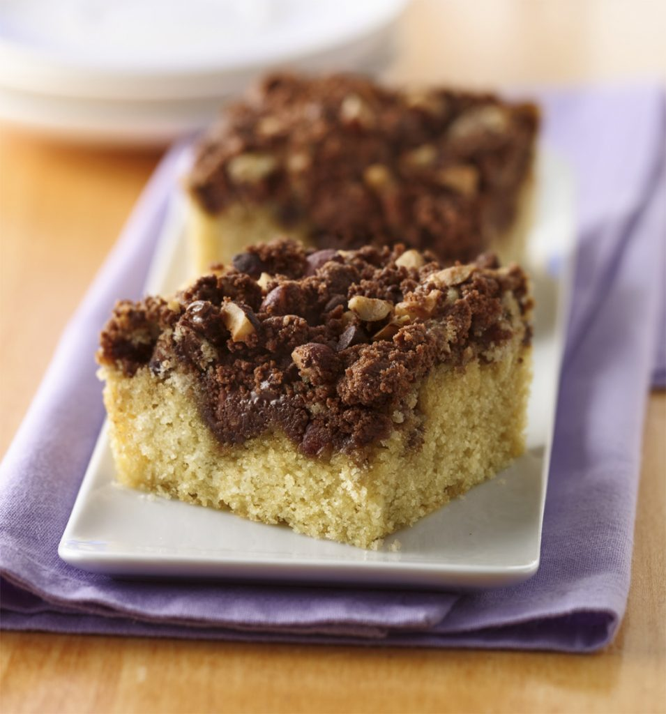 Betty Crocker Coffee Cake Mix With Pan