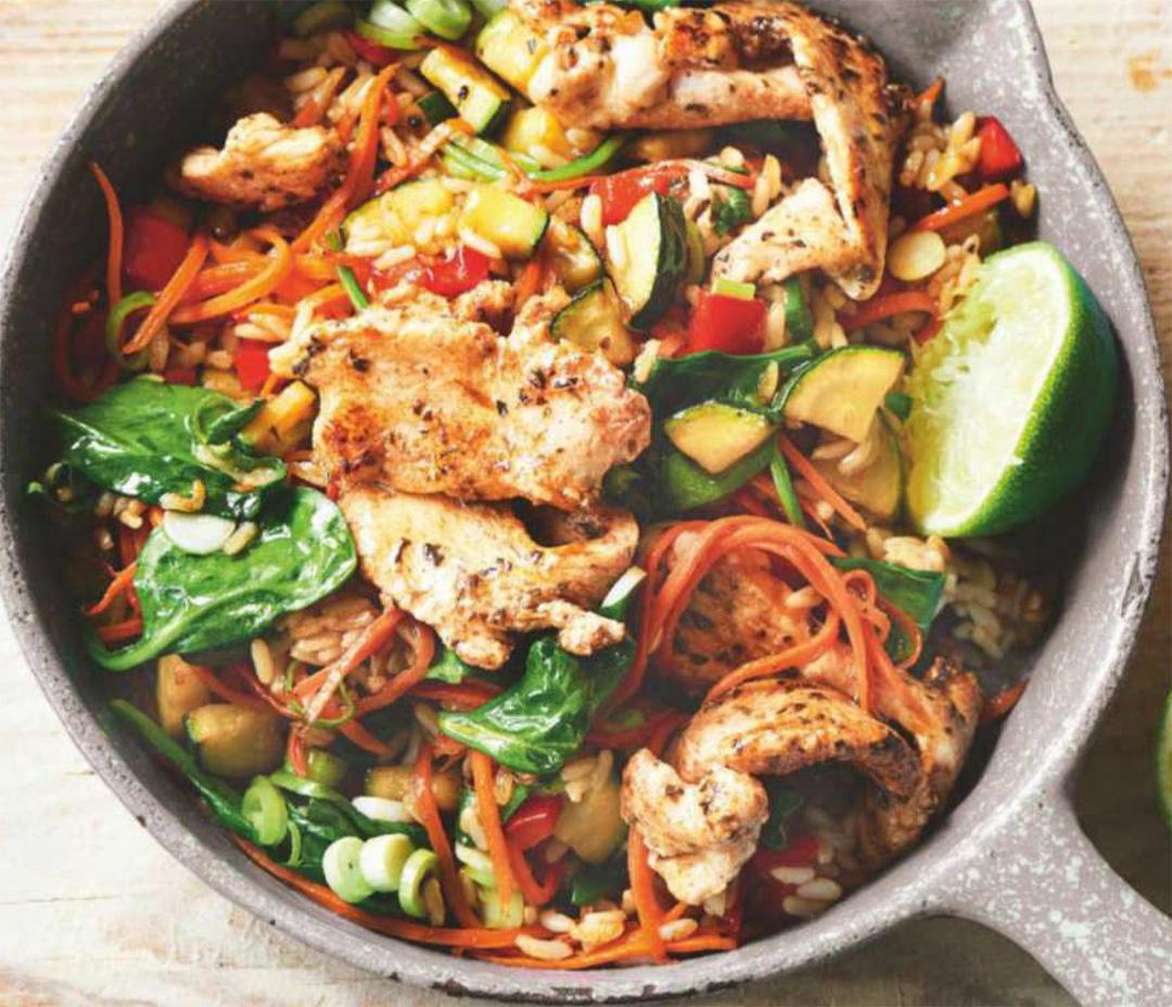 How to Make Chicken Jambalaya | Healthy Recipe