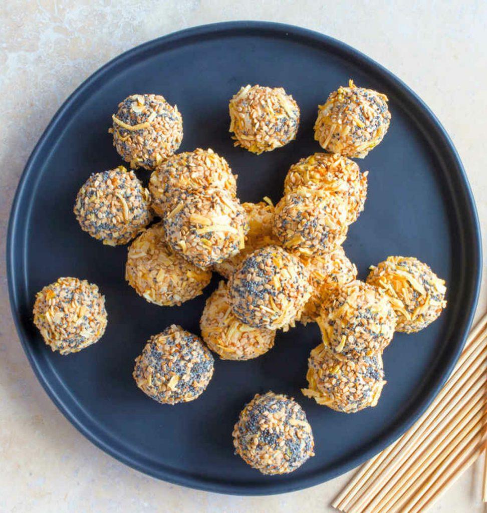 How to Make Everything Mini-Cheeseballs