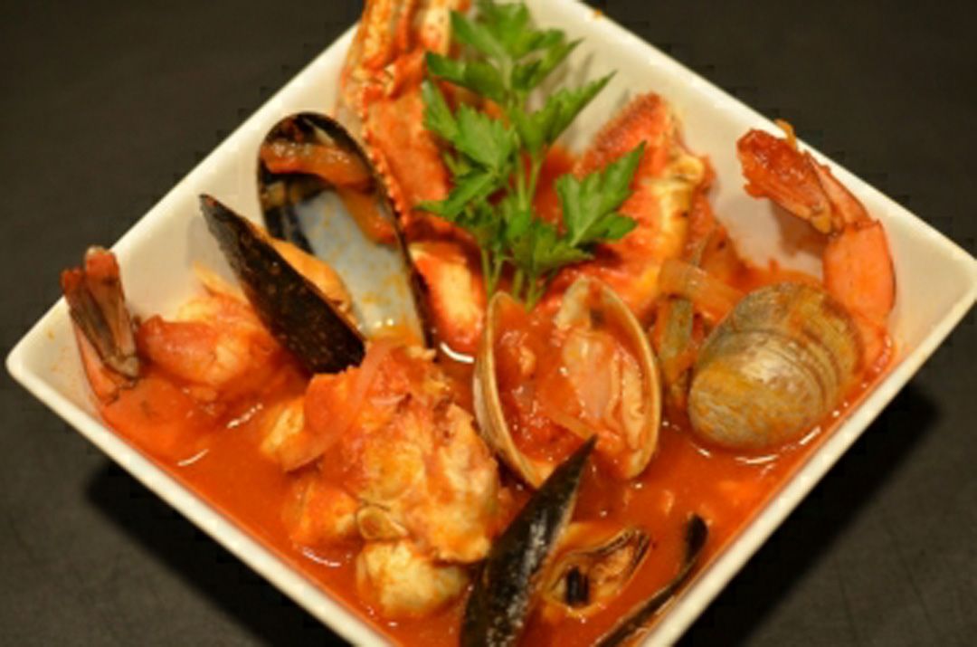How to make seafood stew healthy recipe for How to make fish stew