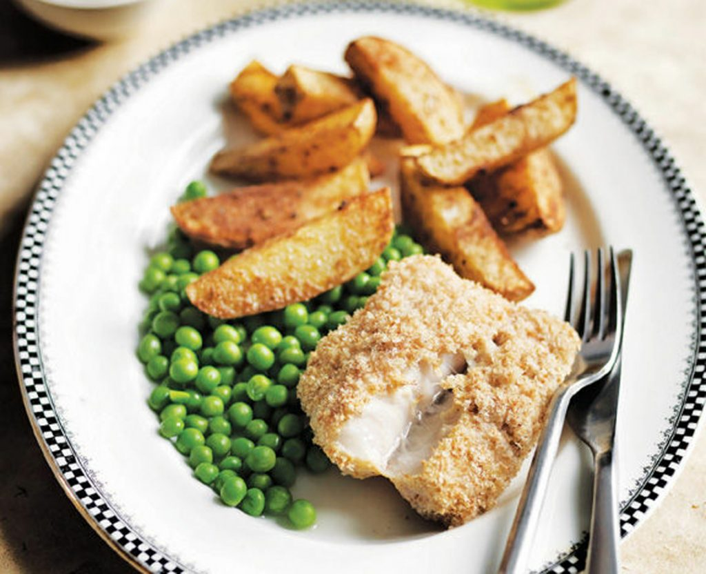 How to make fish and chips healthy recipe for How to make fish and chips