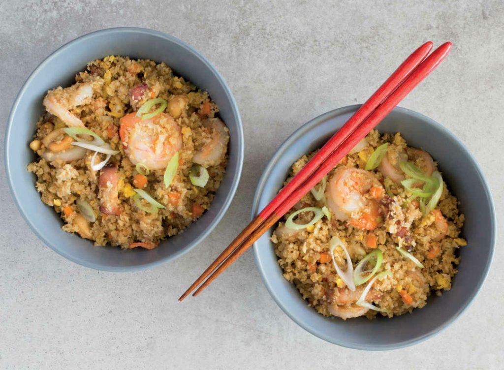 how to cook crunchy fried shrimp